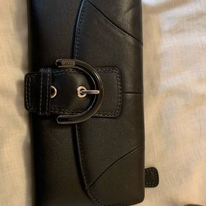 Coach wallet NEW never used